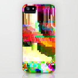 Disruption iPhone Case