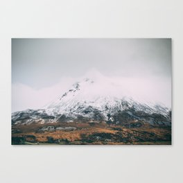 Mount Errigal - Ireland Print (RR 257) Canvas Print