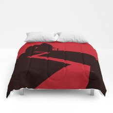Alfred Hitchcock's Psycho Comforters