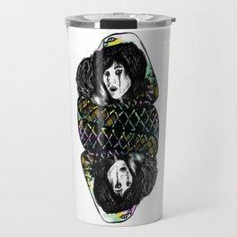 Snake Hug Travel Mug