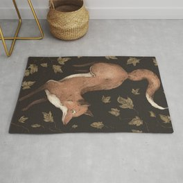 The Fox and Ivy Rug