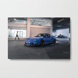 RWB Porsche 964 Metal Print