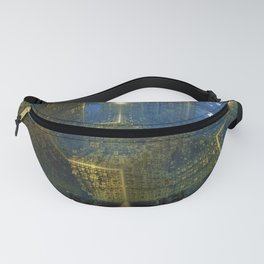 The City Wide and Broad Fanny Pack