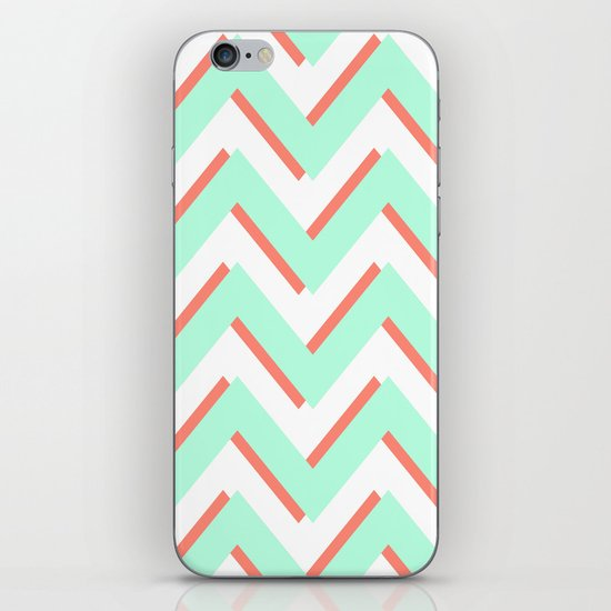 3D CHEVRON 2 iPhone & iPod Skin