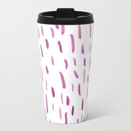 Painted I Metal Travel Mug