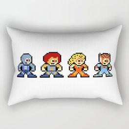 8-bit ThunderCats Rectangular Pillow