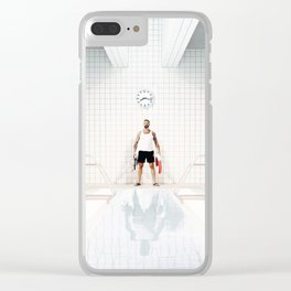 Symmetry Lifeguard Clear iPhone Case