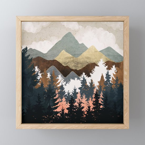 Forest View by spacefrogdesigns