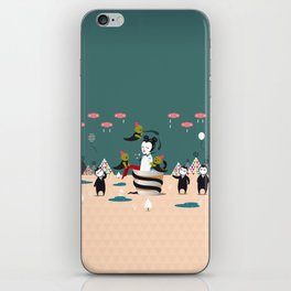 Temptation iPhone Skin