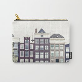 Amsterdam House Carry-All Pouch