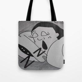 CatNap! Tote Bag