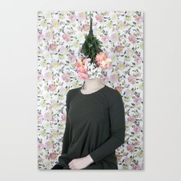 Blossoming Canvas Print