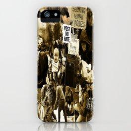 Human Kindess iPhone Case