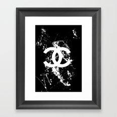 chnl Framed Art Print