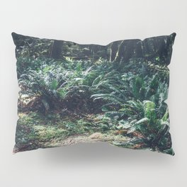Undergrowth - Olympic National Park II Pillow Sham