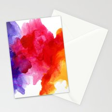Splash of Colour Stationery Cards