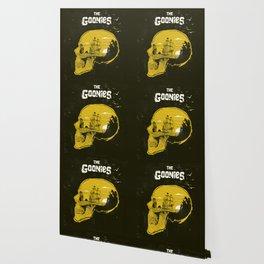 The Goonies art movie inspired Wallpaper