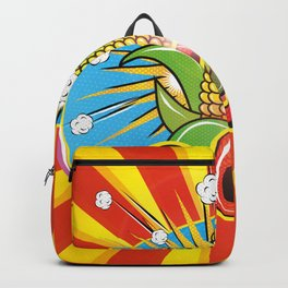 corncob with leaves - POP! - Backpack