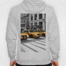 NYC - Yellow Cabs - Shops Hoody