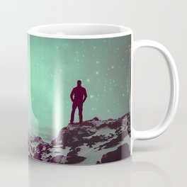 Lost the Moon While Counting Stars II Coffee Mug