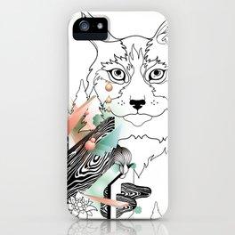 Lynx iPhone Case