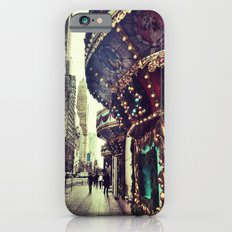 Christmas on 5th Avenue Slim Case iPhone 6s