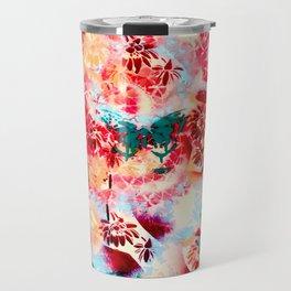 Rose Kathryn Louise Quartz  Travel Mug