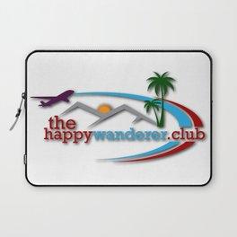 The Happy Wanderer Club Laptop Sleeve
