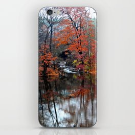 waterfall dreams iPhone Skin