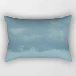 Storm Clouds // Landscape Photography Rectangular Pillow