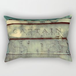 Captain Culpepper Clyne Rectangular Pillow