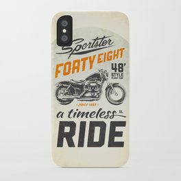 Forty Eight iPhone Case