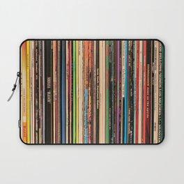 Alternative Rock Vinyl Records Laptop Sleeve