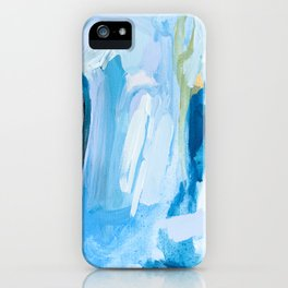 Color Study No. 10 iPhone Case