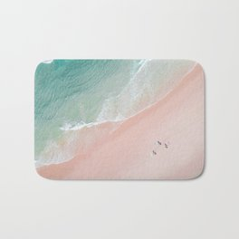 Surf Yoga II Bath Mat