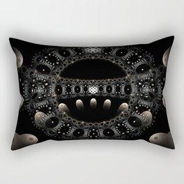 Hammered Rectangular Pillow