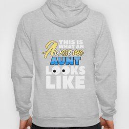 Family Love Kinship Ancestry Household Love Bloodline Ancestry Awesome Aunt Gift Hoody