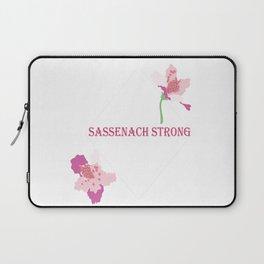Sassenach Strong Laptop Sleeve