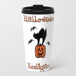 Halloween Hooligans Travel Mug