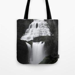 Dynjandi - Thunder of the Westfjords Tote Bag