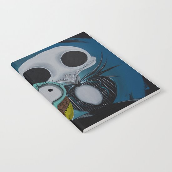 The Owl Jack And Sally Notebook