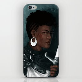 I am the complaint departement iPhone Skin