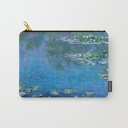 Claude Monet - Water Lilies Carry-All Pouch