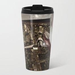 Fly me to New York Travel Mug