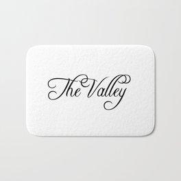 The Valley Bath Mat