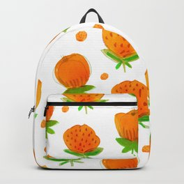 The color of Spring Backpack