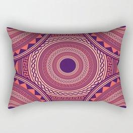 Ethnic Medallion Rectangular Pillow