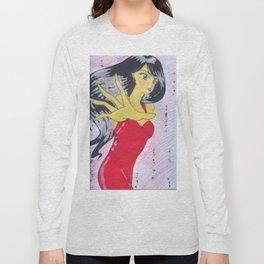 Emiko Slays Long Sleeve T-shirt