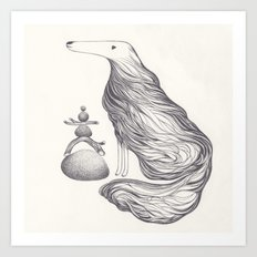 faience Art Print