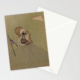 Half Mast Stationery Cards